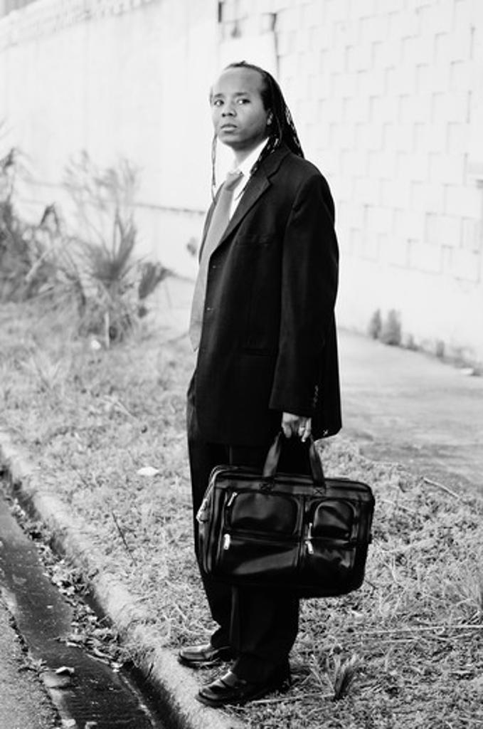 Stock Photo: 4152-136 Portrait of a businessman