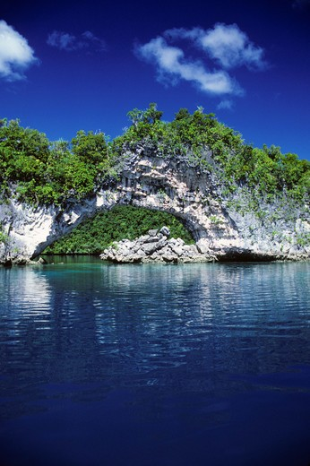 Stock Photo: 4163-16478 MICRONESIA, CAROLINE ISLS. PALAU ISLAND GROUP
