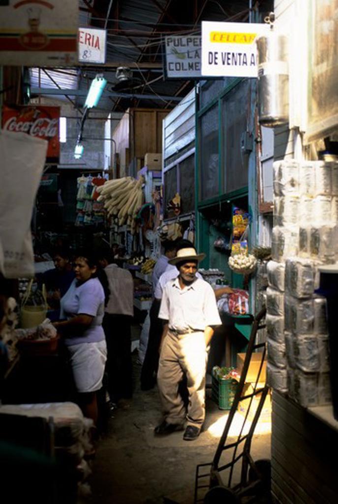 Honduras, Puerto Cortes, Market : Stock Photo