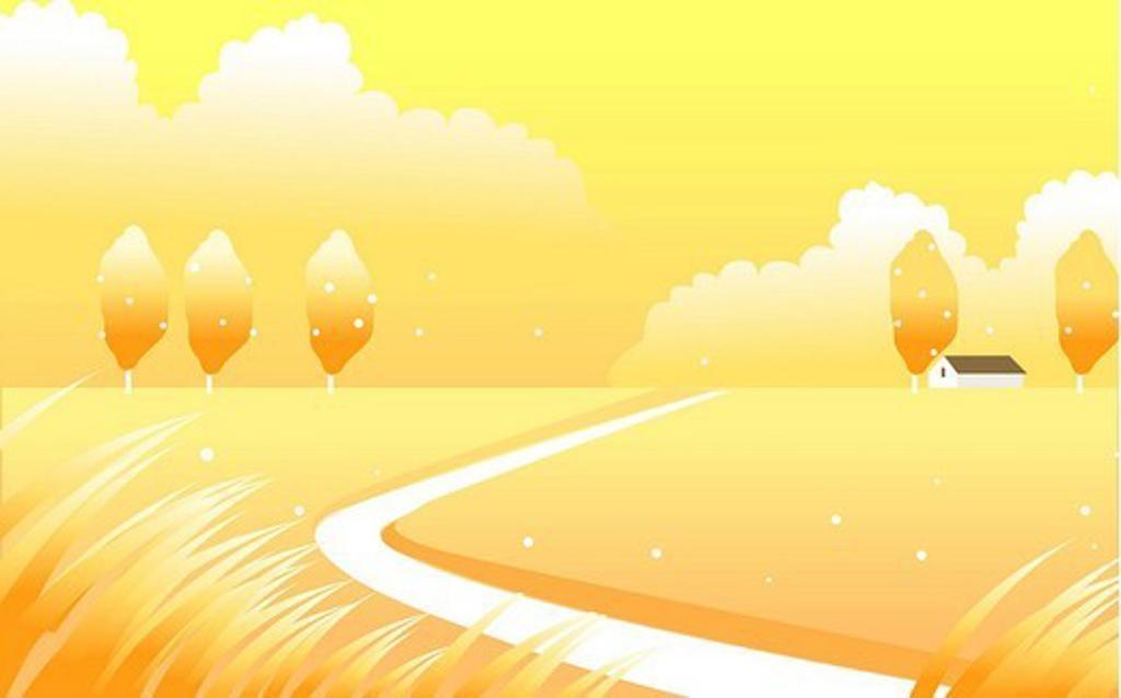 Stock Photo: 4170R-1064 Path running through a landscape