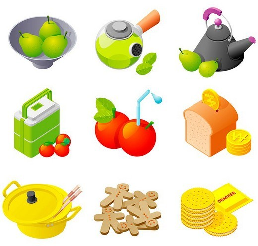 Various objects displayed against white background : Stock Photo