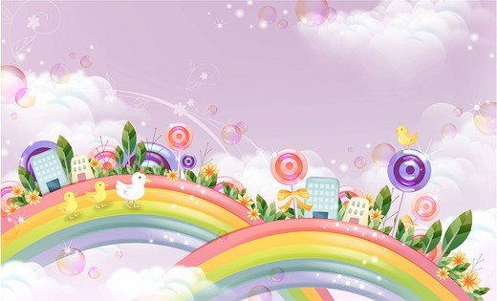 Fantasy landscape : Stock Photo