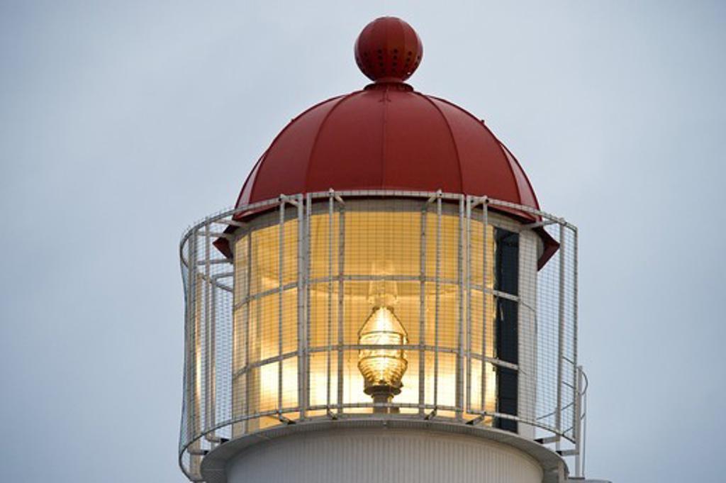 Stock Photo: 4176-30742 Takuna, Lighthouse, Hiiumaa, Estonia