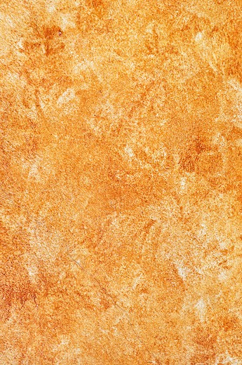 Stock Photo: 4183R-7575 Background of old rustic painted concrete wall detail