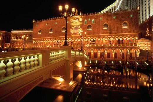 Venetian Resort Hotel Casino : Stock Photo