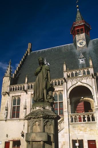 Stock Photo: 4192-10221 Damme, East Flanders, Belgium