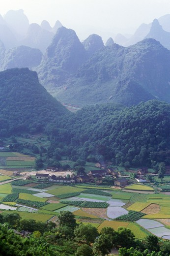 Stock Photo: 4192-11166 Yangshuo,Guangxi,China