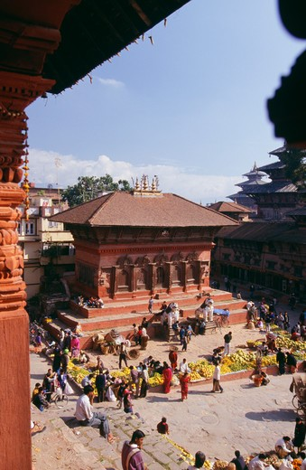 Stock Photo: 4192-1170 Kathmandu, Nepal