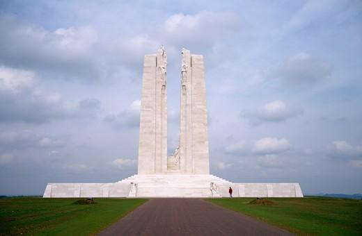 Vimy Ridge, Somme Region, France : Stock Photo