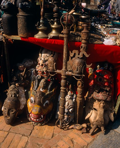 Stock Photo: 4192-1396 Patan, Nepal