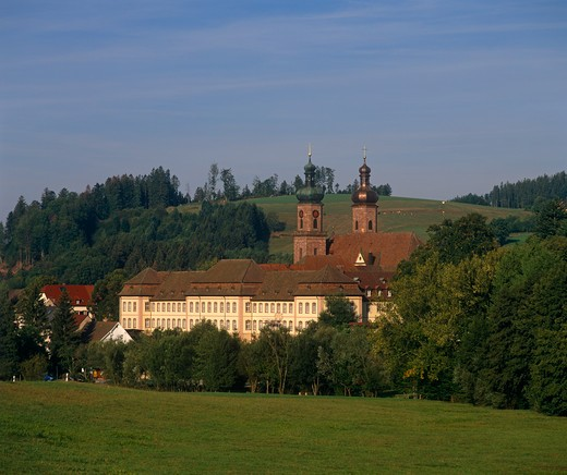 Stock Photo: 4192-1788 Glottertal Valley, Black Forest, Germany
