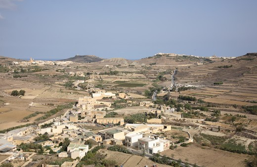 Stock Photo: 4192-2357 Victoria, Gozo, Malta