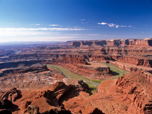 Dead Horse Point, Utah, USA : Stock Photo