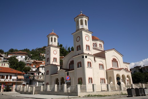 Stock Photo: 4192-2641 Berat, Albania