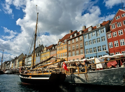 Stock Photo: 4192-2694 Copenhagen, Zealand, Denmark