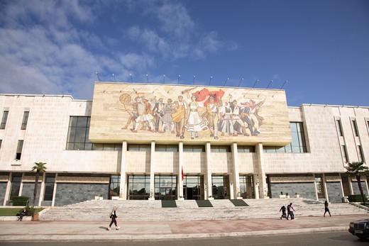 Tirana,Albania : Stock Photo