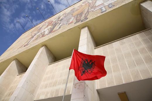 Stock Photo: 4192-2760 Tirana, Albania