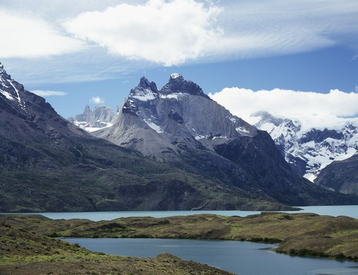 Torres Del Paine, Chile : Stock Photo