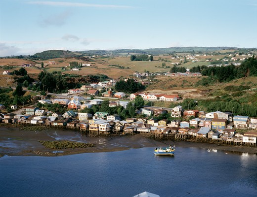Stock Photo: 4192-2788 Chiloe Island, Chile