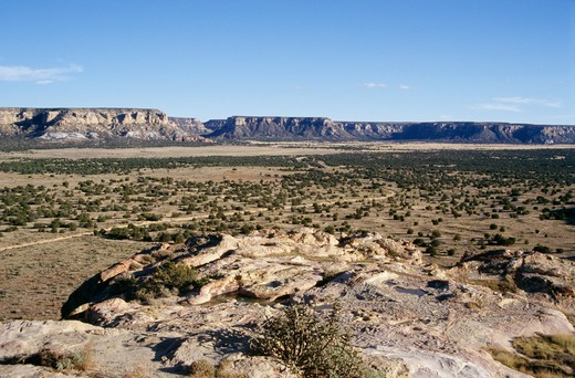 Stock Photo: 4192-2889 Acoma Pueblo, New Mexico, USA