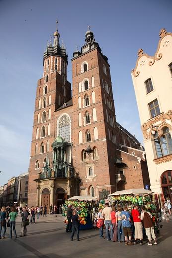 Cracow, Poland : Stock Photo