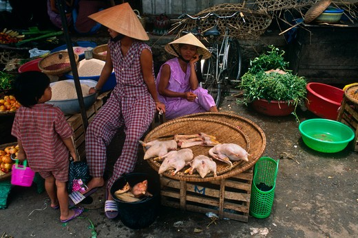 Hue, Vietnam : Stock Photo