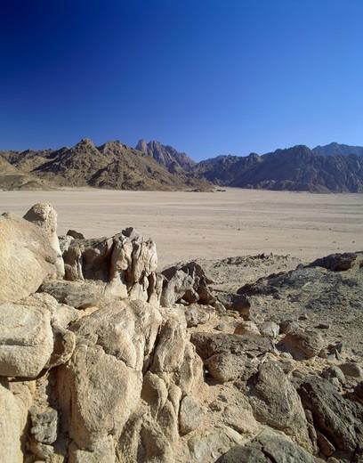 Hurghada, Eastern Desert, Egypt : Stock Photo