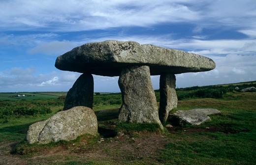 Penwith, Cornwall, England : Stock Photo