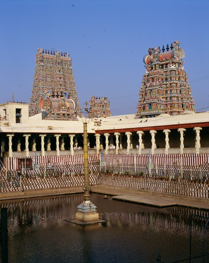 Madurai, Tamil Nadu, India : Stock Photo