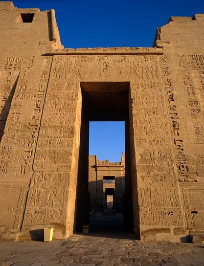 Luxor, Egypt : Stock Photo