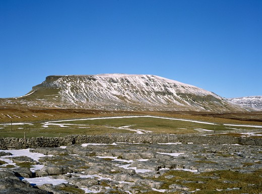 Pen Y Ghent, North Yorkshire, England : Stock Photo