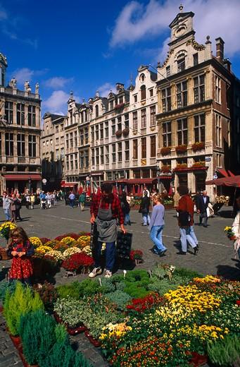 Brussels, Belgium : Stock Photo