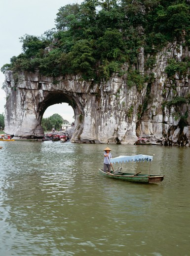 Stock Photo: 4192-5752 Guilin, Guangxi, China