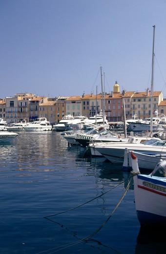Stock Photo: 4192-5813 St Tropez, Cote D, France