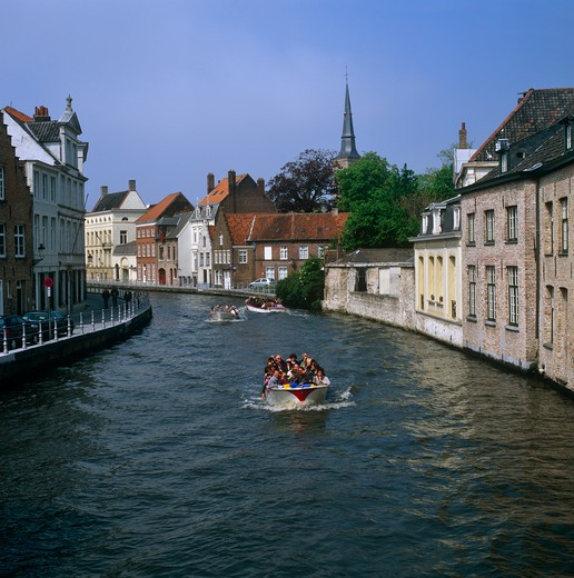 Stock Photo: 4192-588 Bruges, Belgium