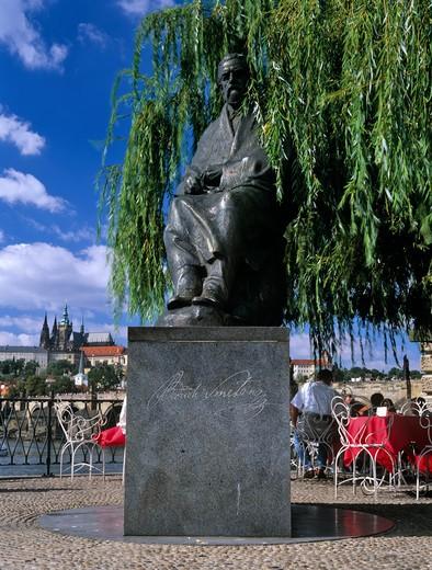 Stock Photo: 4192-5897 Prague, Czech Republic