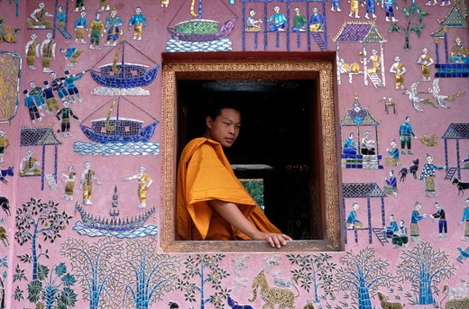 Stock Photo: 4192-6135 Luang Prabang, Laos