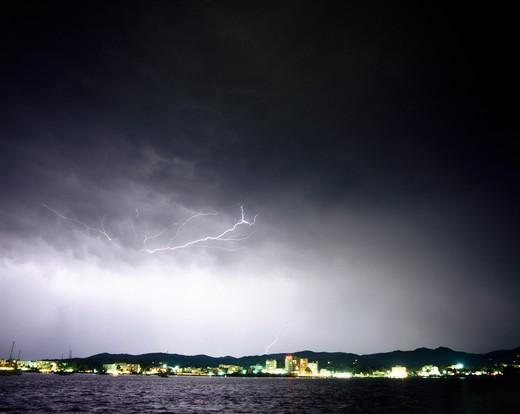 San Antonia, Ibiza, Spain : Stock Photo