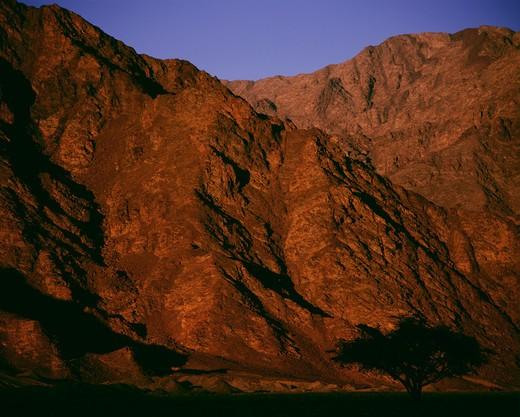 Stock Photo: 4192-6303 Mount Sinai, Egypt