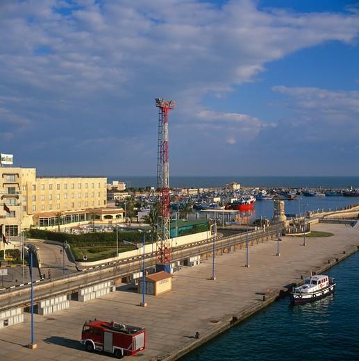 Stock Photo: 4192-6579 Port Said, Egypt