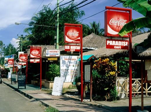 Stock Photo: 4192-6980 Sengiggi, Lombok, Indonesia