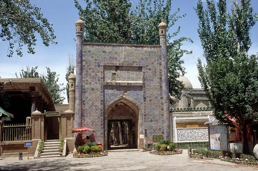 Kashgar, Xinjiang, China : Stock Photo