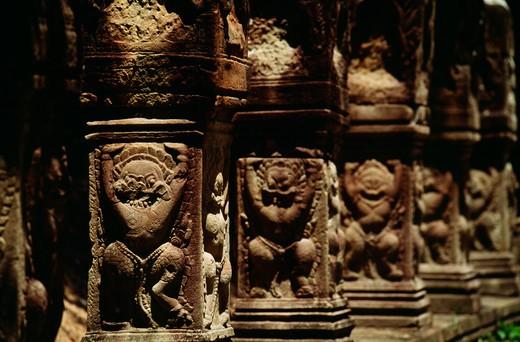 Stock Photo: 4192-8599 Angkor Wat, Siem Reap, Cambodia
