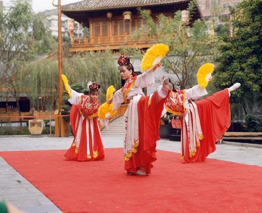 Dance, Hong Kong : Stock Photo