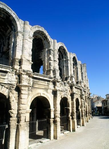 Stock Photo: 4192-8826 Arles, Provence, France