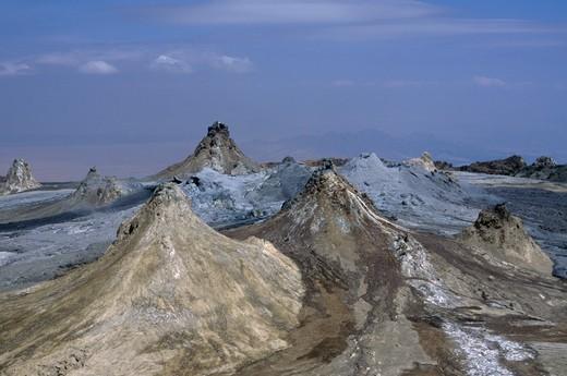 Stock Photo: 4192-8957 Ol Donyo Volcano, Lengai, Tanzania