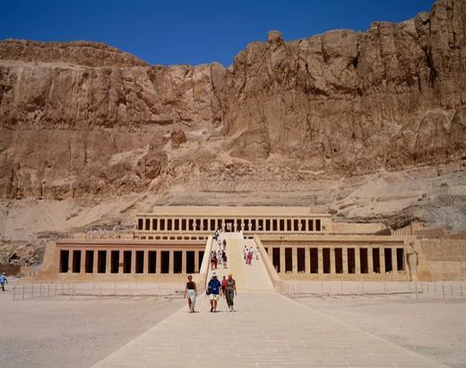 Luxor, Nile Valley, Egypt : Stock Photo