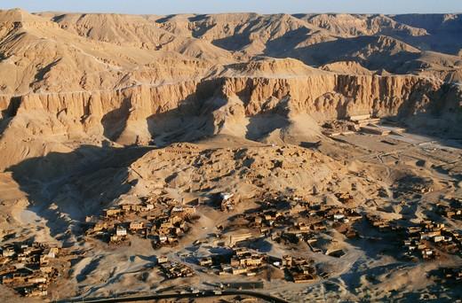 Luxor, The Nile Valley, Egypt : Stock Photo
