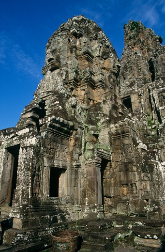 Angkor Thom, Siem Reap, Cambodia : Stock Photo