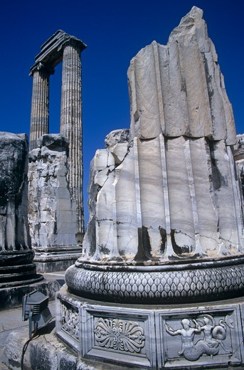 Stock Photo: 4192-9525 Didyma, Turkey